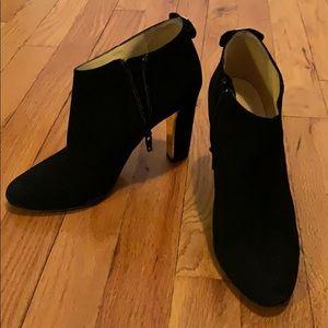 kate spade netta ankle booties size 6.5